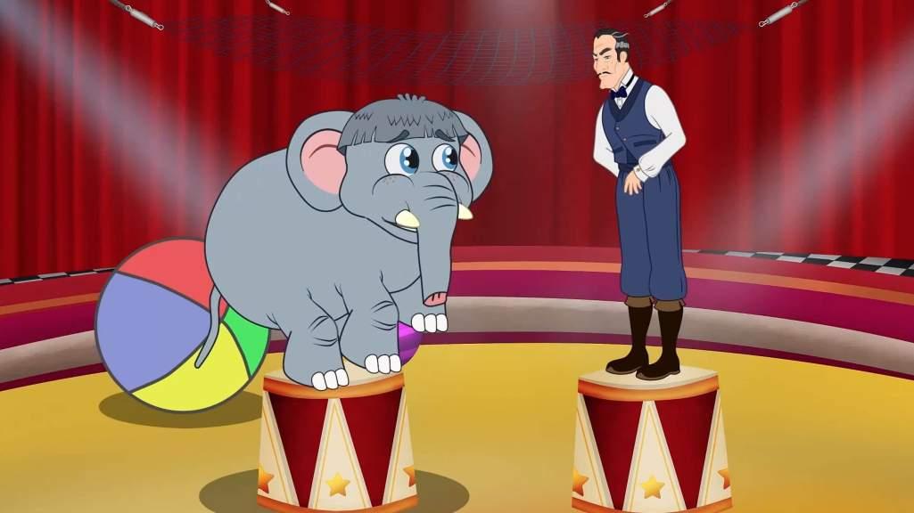 Dimbo, O pequeno Elefante Teimoso 2